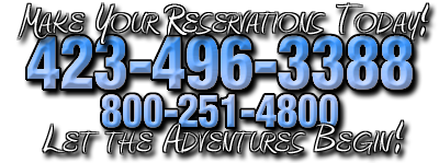 Ocoee Whitewater Rafting Reservations