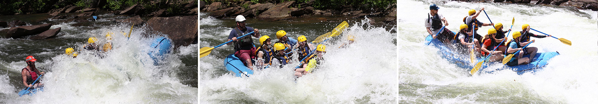 Ocoee River Rafting Center