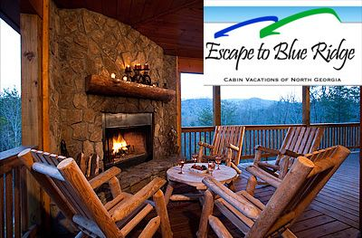 Mountain escapes cabin rentals for Rent a cabin in georgia mountains
